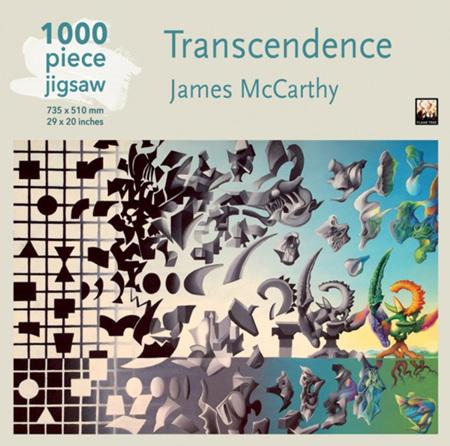 Flame Tree Studio 1000 Piece Jigsaw  Puzzle: James McCarthy: Transcendence