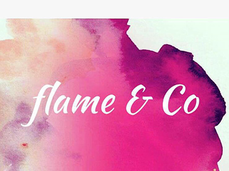 Flame&Co Handmade Soy Candles
