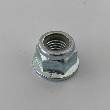 FLANGED NYLOCK NUT