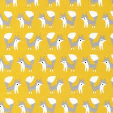 Flannel - Foxy Mustard