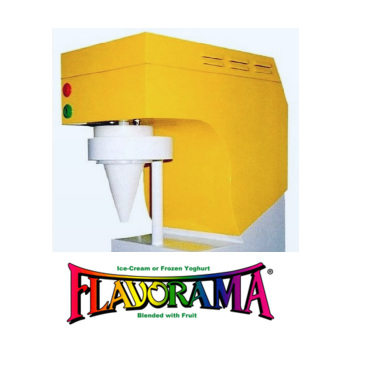 Flavorama Ice Cream Machine