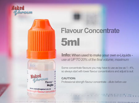 Flavour Concentrate - 5ml