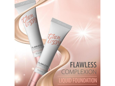 Flawless Complexion Liquid Foundation - Bella