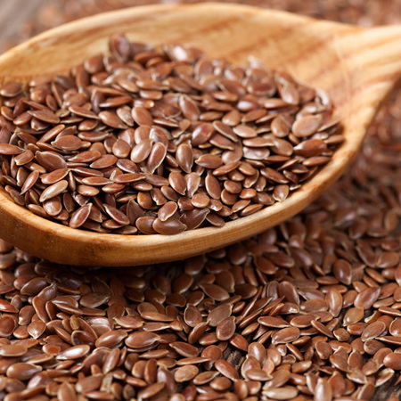 Flaxseed (Linseed)  Brown Organic Approx 100g