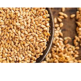 Flaxseed (Linseed) Golden Organic Approx 100g