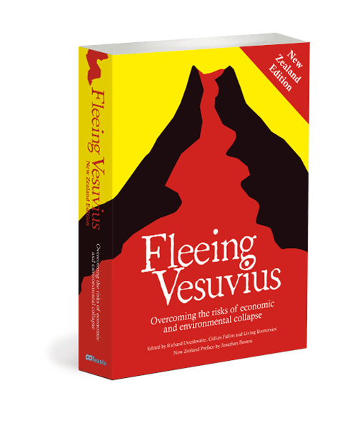 Fleeing Vesuvius - New Zealand Edition