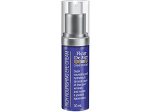 Fleur De Mer Rich Nourishing Eye Cream 30ml