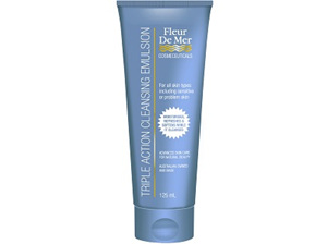 Fleur De Mer Triple Action Cleanser 125ml