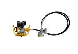 Flexiable Shaft Driven Submersible Pumps