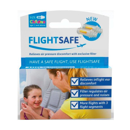 FLIGHTSAFE CHILD EAR PLUGS
