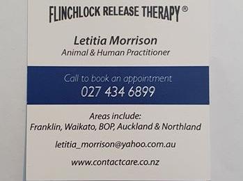 Flinchlock Release Therapy