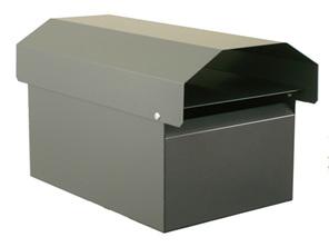 Flip Top Letterbox
