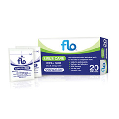 FLO SINUS CARE REFILL 20 PACK