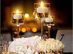 Floating LED Tea Lights - Warm White or Cool White