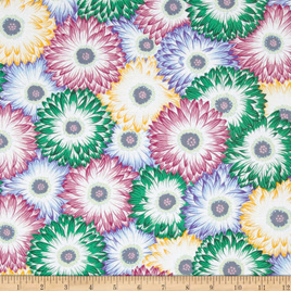 Floating World Chrysanthemum Carpet PWSL020SERENADE