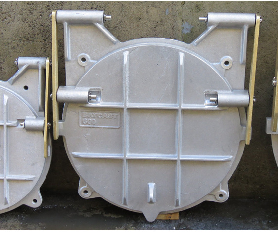 floodgate flap valve tide gate 600