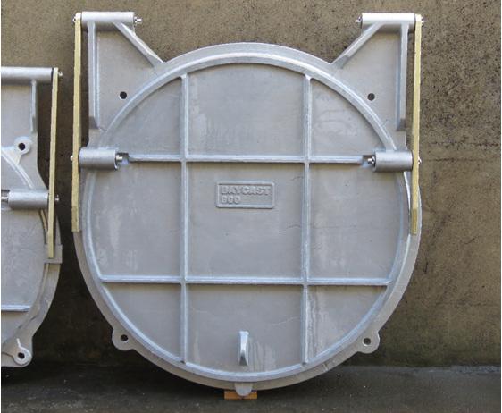floodgate flap valve tide gate 900
