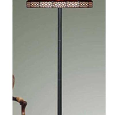 Floor Lamp Tiffany Metal Lace