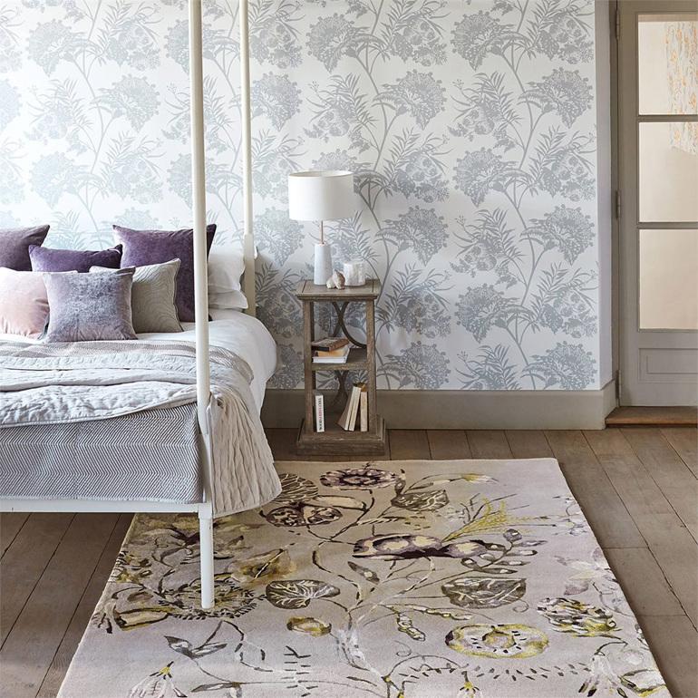 Floor Rug Quintessence New Zealand bloomdesigns