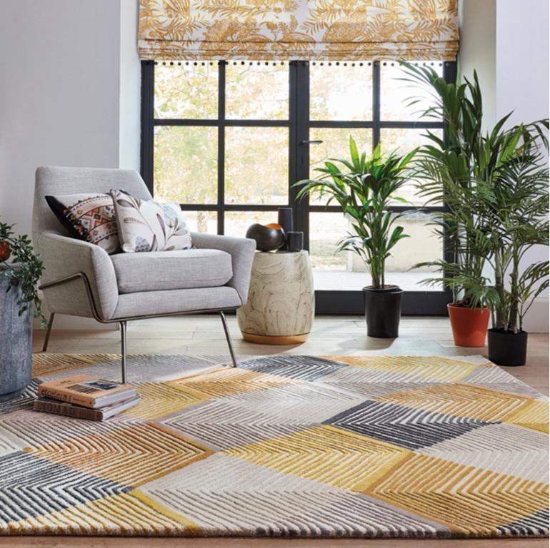 Floor Rug Rhythm New Zealand bloomdesigns