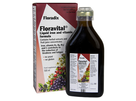 Floradix Tonic  500ml