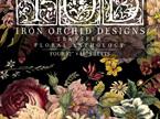 Floral Anthology IOD Decor Transfer