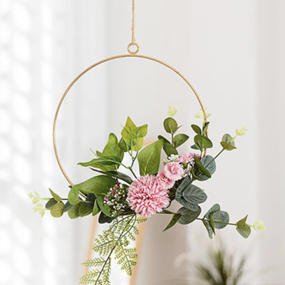 Floral / Flower Hoops