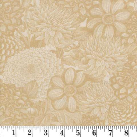 Floral Toile Ivory 2121122