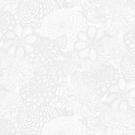 Floral Toile White 2121100