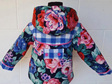 Floral/Gingham Size 3