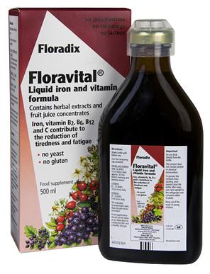 Floravital 500ml