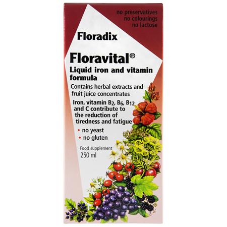 Floravital Tonic 250ml
