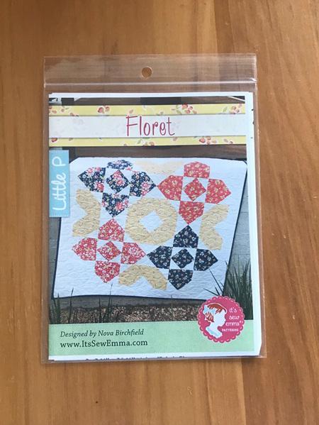 Floret Quilt Pattern