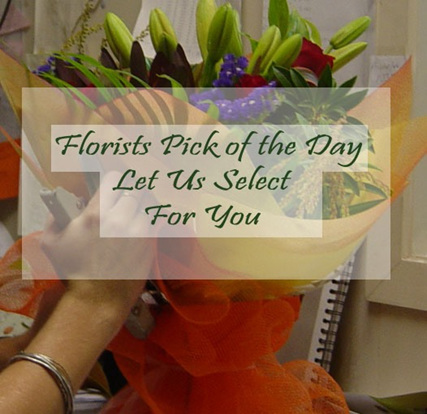 Florist Choice Seasonal Flowers