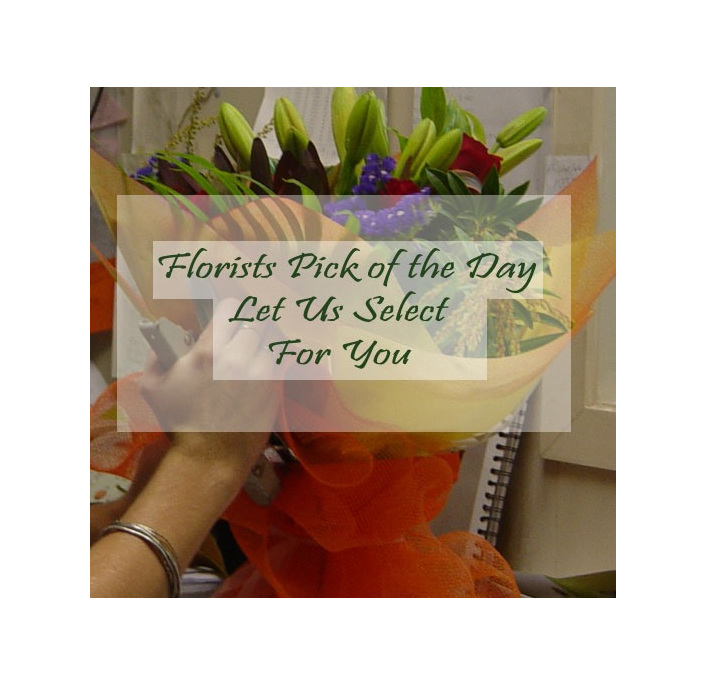 Florist pick of the best of the season