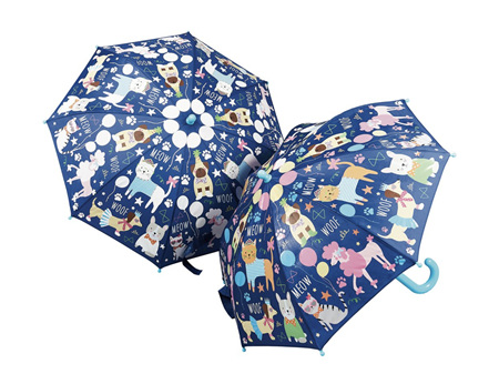 Floss and Rock Colour Change Umbrella - Pets