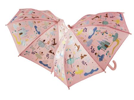 Floss & Rock Colour Change Umbrella Enchanted