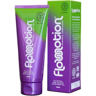 FlowMotion Organic Lubricant