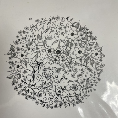 Flower Mandala - Prints