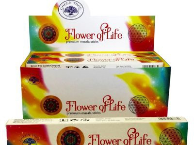 Flower of Life Incense