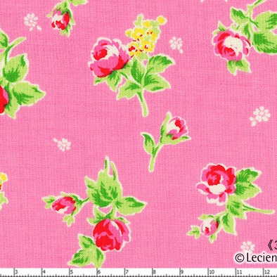 Flower Sugar - Small Pink Roses