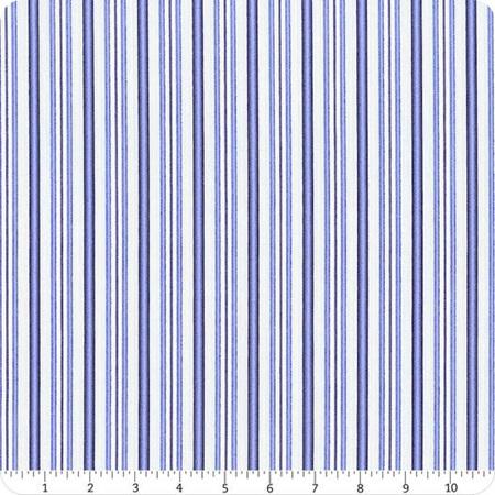 Flowerhouse Basics Blue Stripes 200154