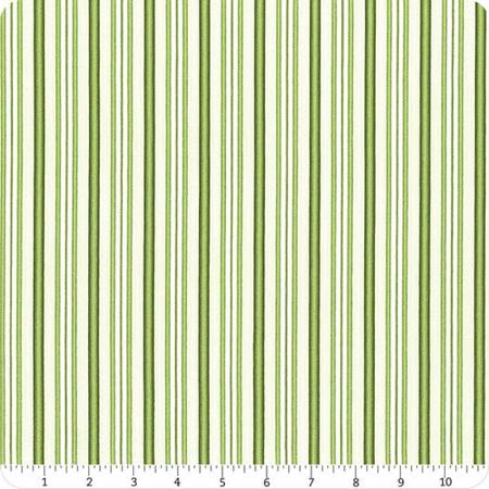 Flowerhouse Basics Fresh Sage Stripes 20015459