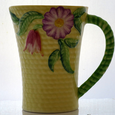 Flowers and Basket pattern