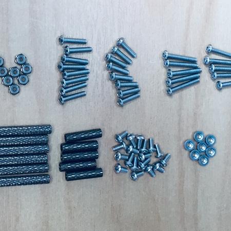 FlowZilla 304 Stainless Steel screw set