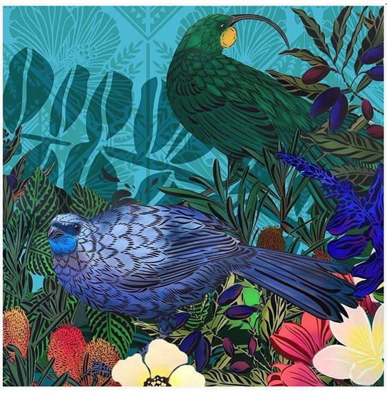 Flox 1000 piece panorama jigsaw puzzle Kikorangi buy at www.puzzlesnz.co.nz