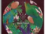 Flox 1000 Piece Round Jigsaw Puzzle Papura  buy at www.puzzlesnz.co.nz