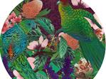 Flox NZ 1000 Piece Round Jigsaw Puzzle: Papura