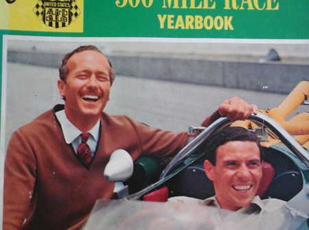 Floyd Clymer's 1965 Indianapolis 500 Year Book