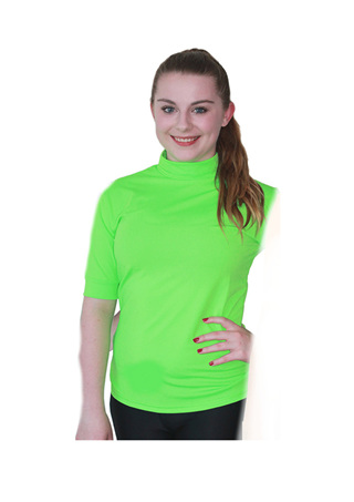 Fluro Green Rash Shirt